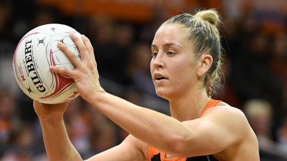 Giants star pays price for Diamonds' failed World Cup campaign