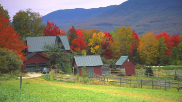 Picturesque Vermont is also a stand-out state for its coronavirus response.