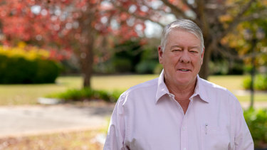 Wagner Corporation chairman John Wagner wants to construct a 1000-bed quarantine facility in Toowoomba.
