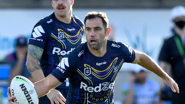 The Storm do not believe Cameron Smith's injury to be serious.