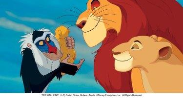 The original Lion King.