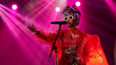 The first stop on Lauryn Hill's Australian tour left fans wanting.