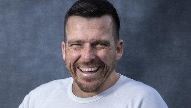 NSW Australian of the Year Kurt Fearnley.
