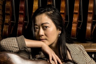 Jessie Tu mined her experience of the classical music world for her novel.