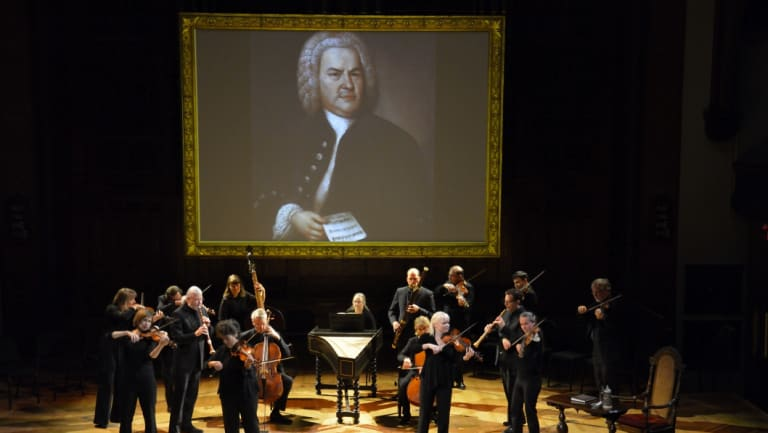 Tafelmusik performs music of J.S. Bach..