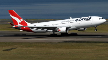 Qantas said points were acting as a powerful incentive.