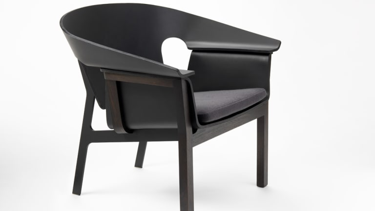 Chair by John Goulder.