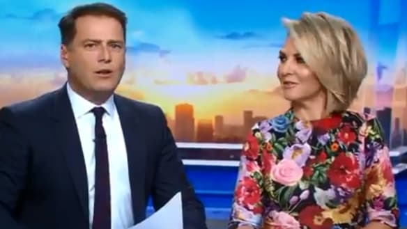 'He's a disgrace': Karl Stefanovic lashes Hugo Weaving over Logies snub