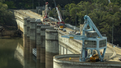 Desal plant expansion delayed as Sydney no longer in drought
