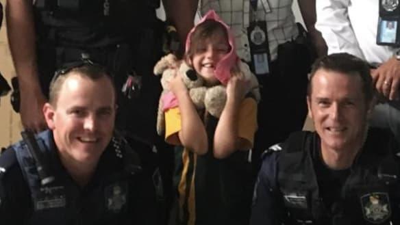 Girl 'petrified, banging on school bus doors' after falling asleep
