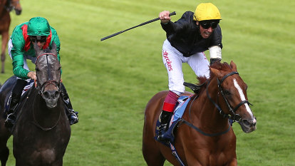 Owner will call tune on Cup quest with Stradivarius