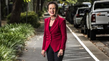 Sydney lord mayor Clover Moore has vowed to serve out a full term if she is elected for the fifth time later this year.