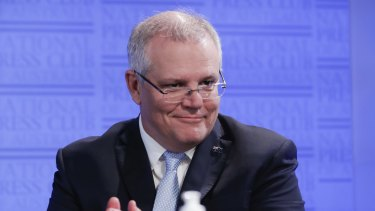Prime Minister Scott Morrison has been in discussions with the Trump administration about joining the G7.