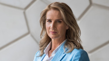 Australian actor Rachel Griffiths started out performing to young, regional audiences.