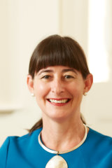 Pymble Ladies' College principal Dr Kate Hadwen.