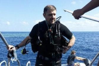 Mende Trajkoski, a gambler at Star casino and alleged money launderer and drug trafficker.