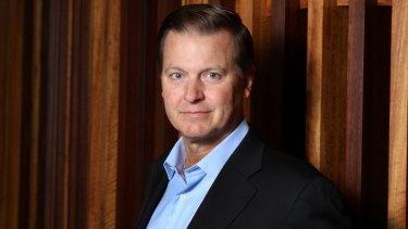 Newmont CEO Gary Goldberg.