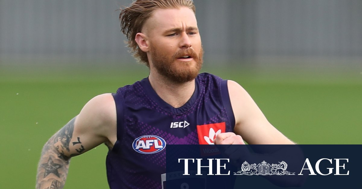 Fremantle Docker walks out on the club – The Age