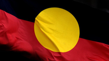 """The funeral was held for a """"very significant elder"""" from central Queensland."""