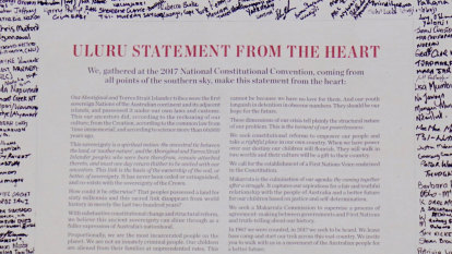 What is the Uluru Statement from the Heart?