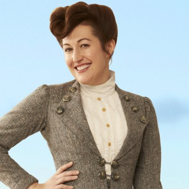 CeliaPacquola stars in The Torrents at Sydney Theatre Company.