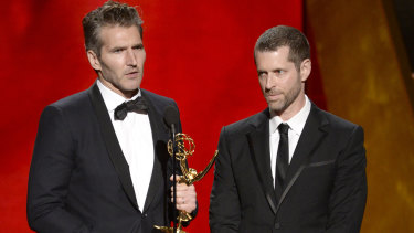 David Benioff and D.B. Weiss have lined up their first post-Game of Thrones series.