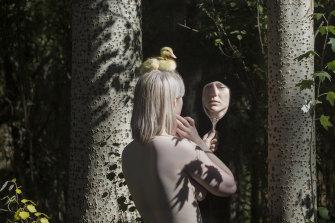 Mirror Mirror, by Melanie Faith Dove