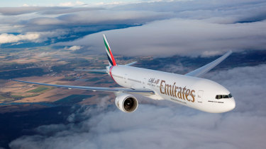 A passenger on an emirates flight was infected with measles.