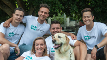 The Mad Paws team says word of mouth is its most valuable tool, despite having launched with larger digital ad spends.