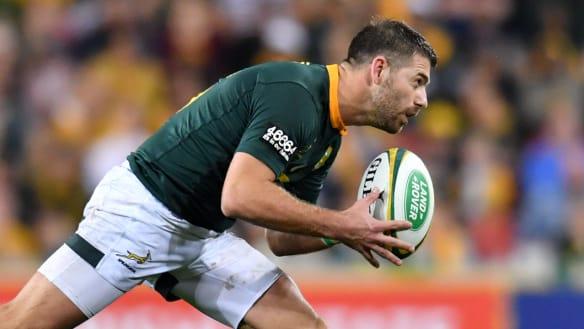 Swag of Springboks to miss Wallabies clash