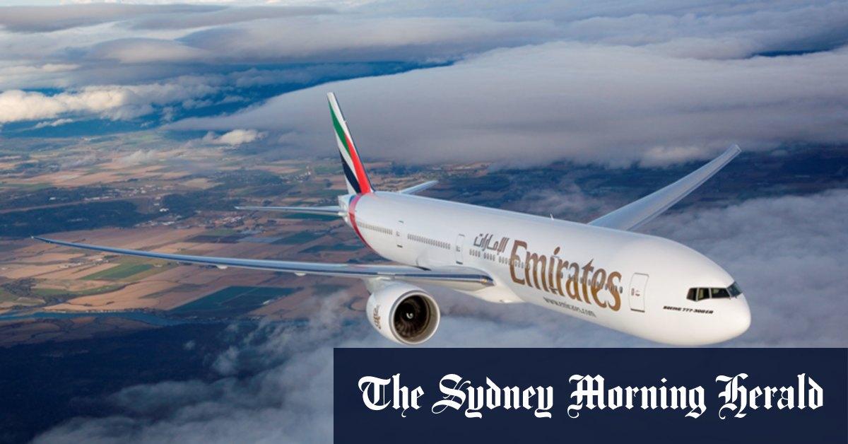 'Devastation doesn't begin to describe it': Emirates suspends vital Australian routes after cap cut – Sydney Morning Herald
