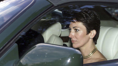 I was in Ghislaine Maxwell's little black book