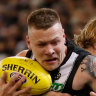 Mick Malthouse thinks explosive players such as Jordan De Goey will be crucial.