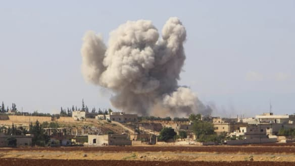 US-backed forces launch major battle against Islamic State in Syria