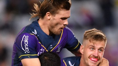Storm dealt massive injury blow for Anzac Day clash