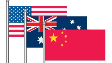 Australia in the middle: We can continue to walk the line between the United States and China.