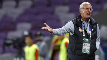 Marcello Lippi has bowed out as China's national coach.
