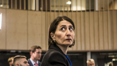 NSW Premier Gladys Berejiklian has struck out ahead of any moves by Victoria or the federal government to shut down non-essential businesses and services.