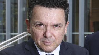 Former senator Nick Xenophon.