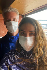 Thais Duarte and John Meredith are stuck in Cuzco, Peru, and hope to continue their trip to New Zealand to start a new life together.