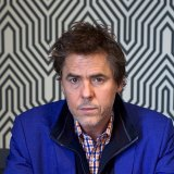 The Whitlams' Tim Freedman has been staying at his property Barefoot at Broken Head, usually a wedding venue.