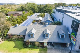 Byron Bay Backpackers has sold for $18.55 million.