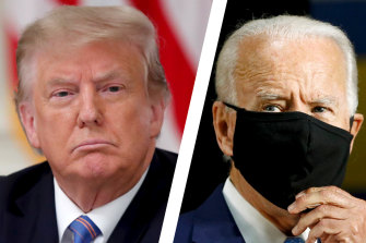 Joe Biden has faulted President Donald Trump's handling of the coronavirus crisis, demanding he unite the people and take the virus seriously.