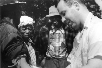 Participants in the Tuskegee experiments were not told they had syphilis.