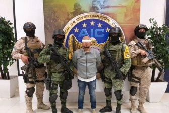 "Jose Antonio Yepez Ortiz, nicknamed ""El Marro,"" (The Sledgehammer), reputed leader of the Santa Rosa de Lima Cartel in Guanajuato, was arrested by Mexican forces on Sunday, August 2."