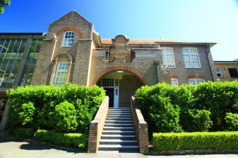 North Sydney Boys High School.