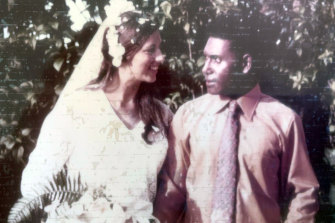 Marilyn and Moses Havini met at an Australian university church conference in 1967.