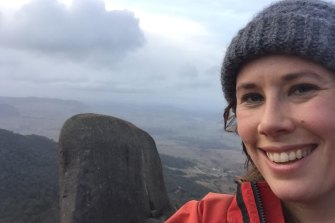 The Australian's Victorian political reporter Rachel Baxendale
