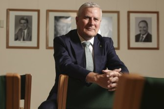 Nationals leader Michael McCormack has raised the proposition of separating agriculture from any 2050 zero emissions pledge.