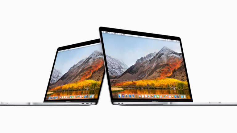 Apple's MacBook Pro with Touch Bar is now more powerful.